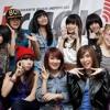 Cherrybelle - Aku Pasti Bisa On Air At Sabotase I-Radio 070813