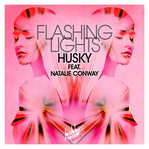 Husky Feat Natalie Conway - Flashing Lights (Husky's Sax Ride)