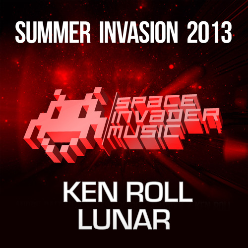 [PREVIEW] Ken Roll - Lunar (Original Mix) [Space Invaders Music]
