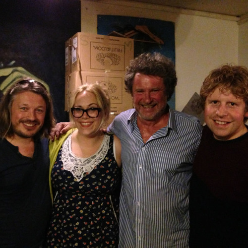 Richard Herring's Edinburgh Fringe Podcast 2013 #06: Rory McGrath and Josh Widdicombe