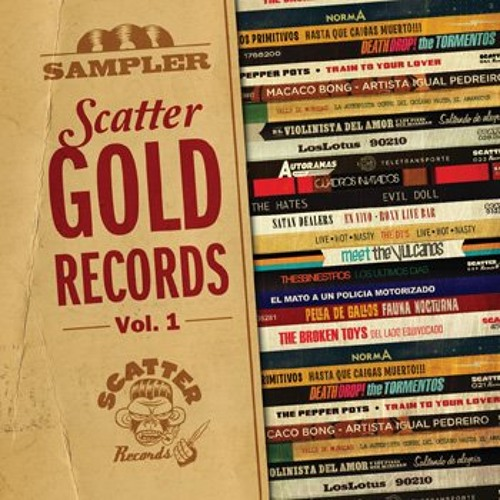 Scatter Gold Records Vol. 1