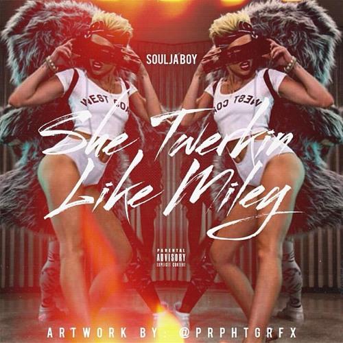 Soulja Boy - She Twerkin' Like Miley