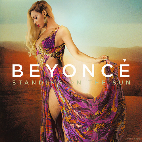 Beyoncé - Standing On The Sun (Demo)