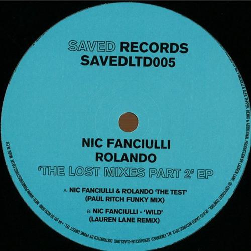 Nic Fanciulli-Wild (Lauren Lane Remix)