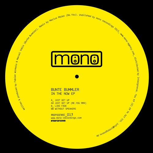 Bunte Bummler - Just Get Up (Re.You Remix)