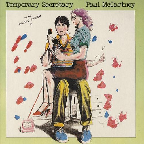 Paul McCartney - Temporary Secretary (Bufi Edit) // free dl