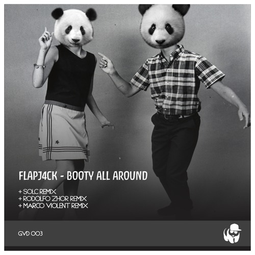 FlapJ4ck - Booty all around (Solc remix) [Grooverdose Records] OUT NOW