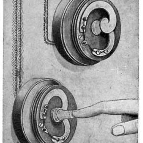 Tokyo Doorbells Rymer RINSE