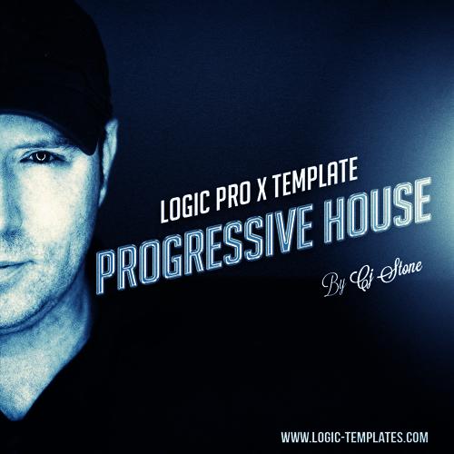 Progressive House Logic Pro X Template