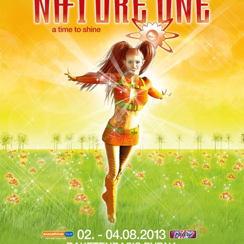 Lukash Andego - live @ Nature One 2013 (Acid Wars & Fusion Club Bunker)  03.08.2013