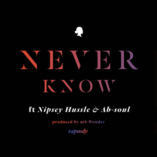 Rapsody - Never Know Ft. Nipsey Hussle, Ab-Soul, & Terrace Martin (Produced by 9th Wonder)
