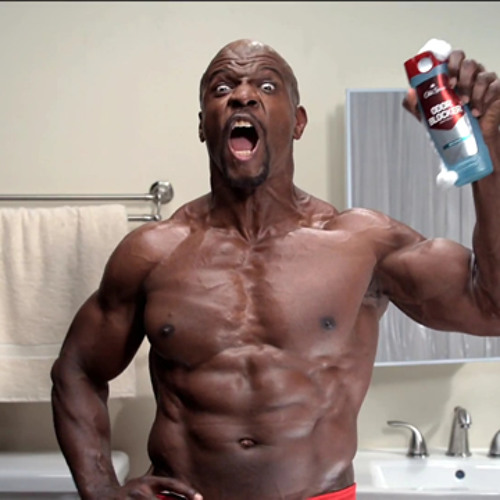 Old Spice Commercial Crunkness