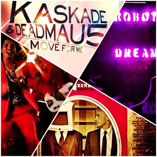 Move My Treasure (Bruno Mars vs. Kaskade vs. Deadmau5) Robot Dream Mashup
