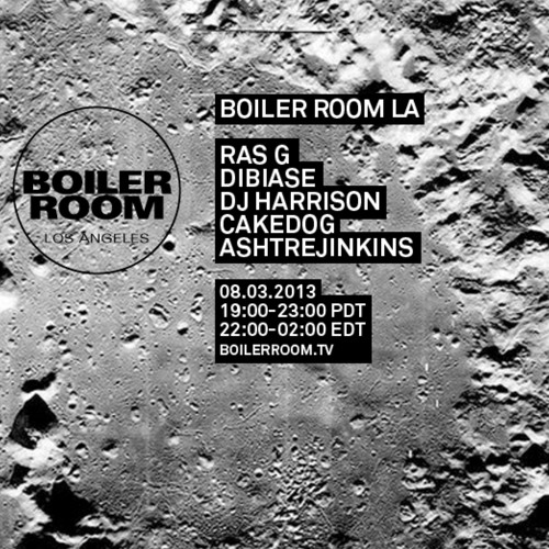 AshTreJinkins 40 min Boiler Room Los Angeles LIVE Set