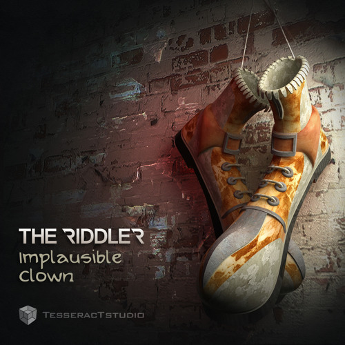 The Riddler - Implausible Clown