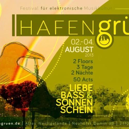 Stereophonie Closing SET @ Hafengruen Festival 2013