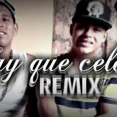 Hay Que Celebrar(Remix)Alaan Mtz, Medrano ft. Saul mc
