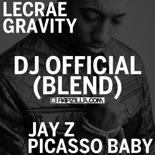 Lecrae - Gravity (DJ Official - JAY Z - Picasso Baby Blend)