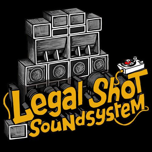SHINEHEAD - FOUNDATION - LEGAL SHOT DUBPLATE