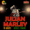 JULIAN MARLEY in Romania - RRV  Promo