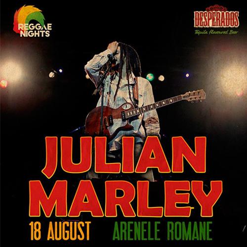 JULIAN MARLEY in Romania - RRV  Promo