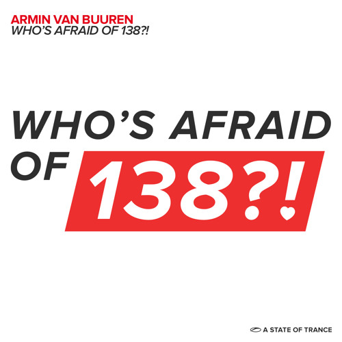 Armin van Buuren - Who's Afraid of 138?! (Photographer Remix) [Preview]