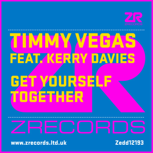 Timmy Vegas - Get Yourself Together (Timmy's B'ham Disco Authority Mix)