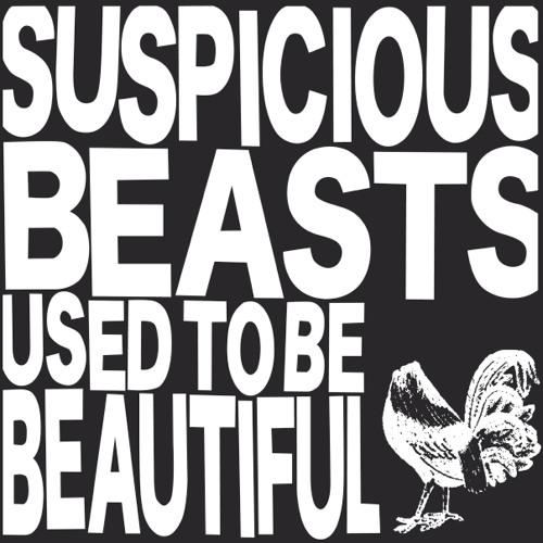 SUSPICIOUS BEASTS - Pretty Horse