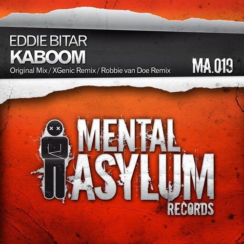 Eddie Bittar - Kaboom (XGenic remix) teaser Mental Asylum