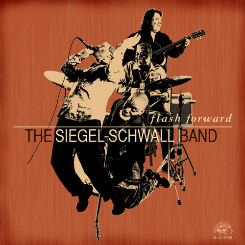 The Siegel-Schwall Band - Stormy Weather Love