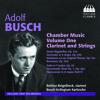 Adolf Busch: Chamber Music for Clarinet — Suite, Op. 62: Scherzo