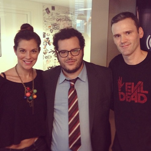 Josh Gad Talks 'Jobs'