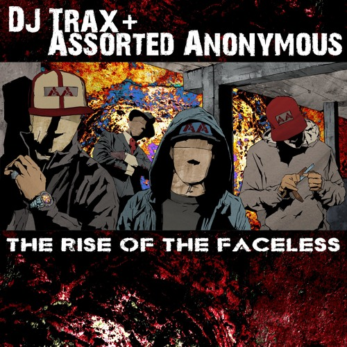 DJ Trax + Assorted Anonymous - Target Practice (Release 12-08-13)