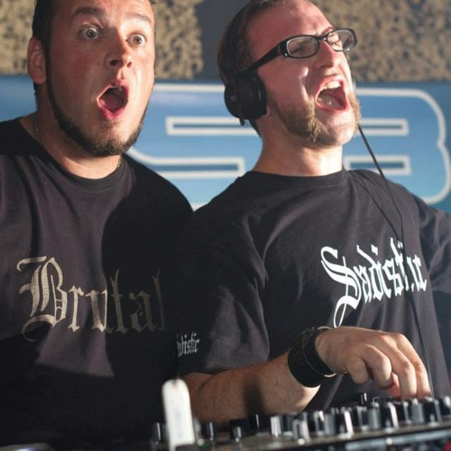 The Brutal & Sadistic Show aka Stormtrooper & Minupren @ Nature One 2013 USB Floor