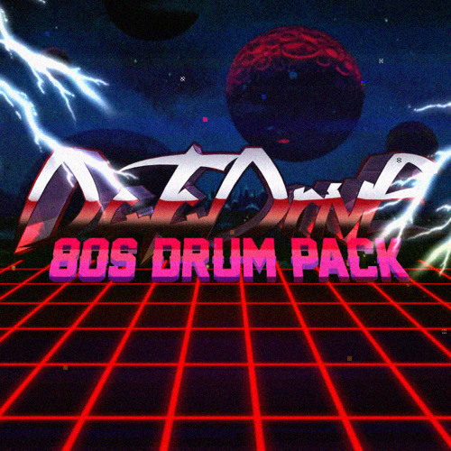 80s Electronic Drum Pack (Demo) - Free Download