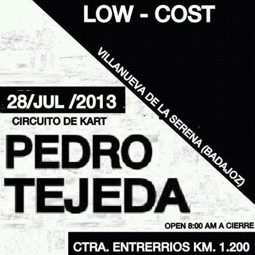 Pedro Tejeda @ After Santiaguito 28-07-2013