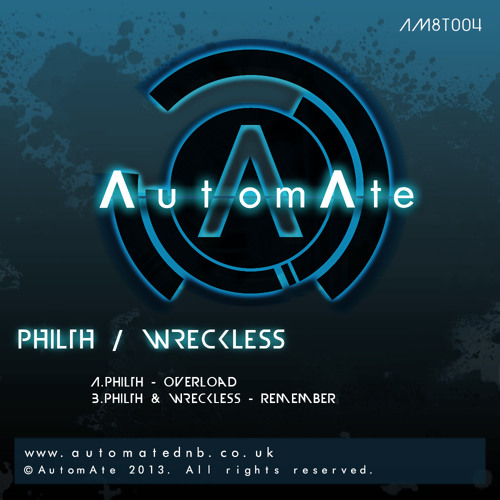 Philth & Wreckless - Remember - AM8T004 - OUT NOW