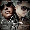 90 - Daddy Yankee Ft J Alvarez - El amante (Acapella)- (Version Agosto) 13'