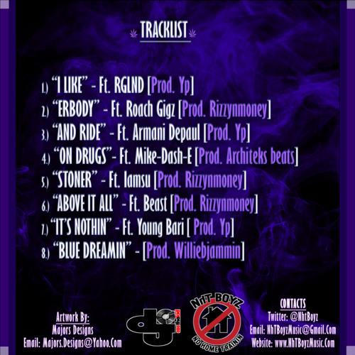 Nht Boyz - Errbody Ft Roach Gigz (Prod by RizzyAndMoney)