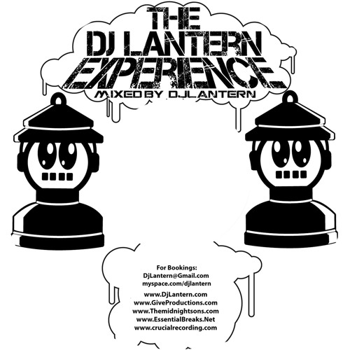 DJ Lantern - The DJ Lantern Experience Mix Cut