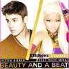 Download Justin Bieber ft Nicki Minaj-Beauty and beat (Ellikerz remix) Dedicated to Amanda Araujo Mp3