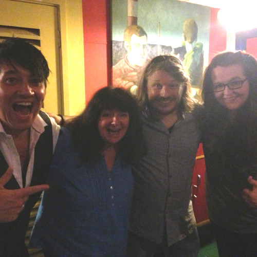 Richard Herring's Edinburgh Fringe Podcast 2013 #08: Janey Godley, Ashley Storrie and Doug Segal