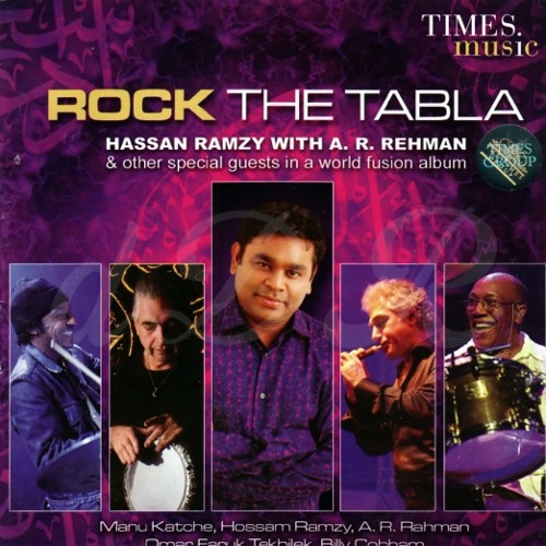 Hossam Ramzy, Omar Faruk Tekbilek - Rock The Tabla