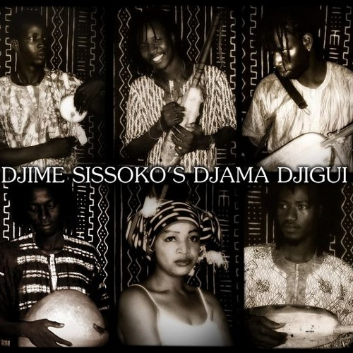 Djimé Sissoko & Djama Djigui - Djaro