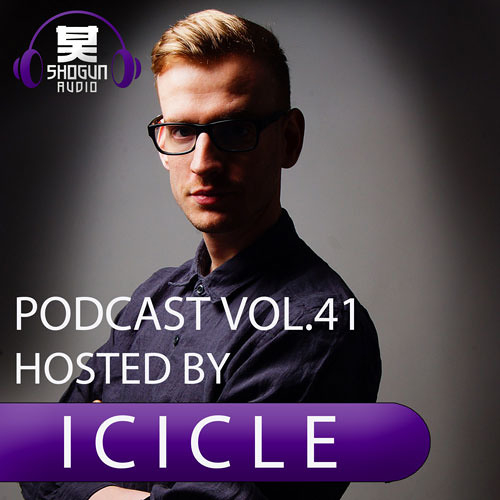 Shogun Audio Podcast - Icicle - August 2013