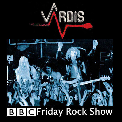 "Vardis ""Let's Go"" BBC Friday Rock Show Session 1981"
