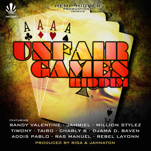 Randy Valentine ft. Addis Pablo - Rat Race Dub