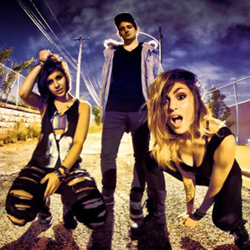 Krewella - Alive (d3sire cover mixed by synagie)