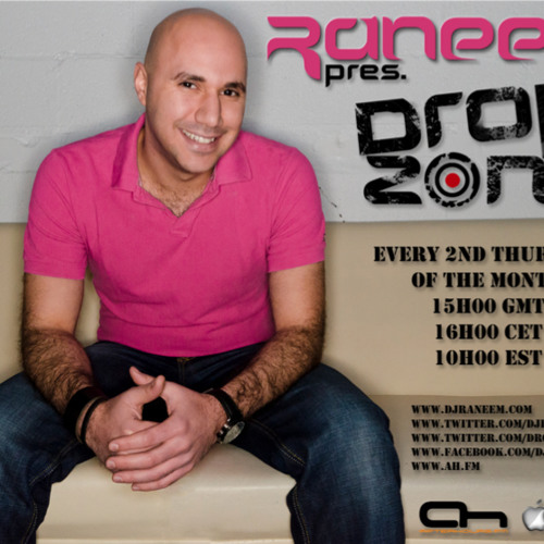 Raneem - Drop Zone Radio 074 [08.08.13]