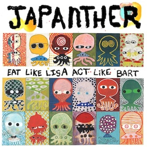 Japanther - Something to Do